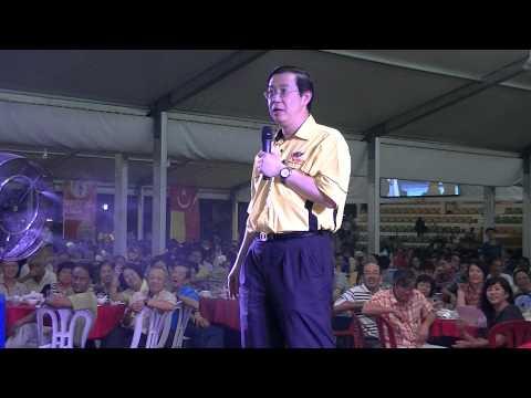 DAP PJ Dinner 2013 -25- Lim Guan Eng