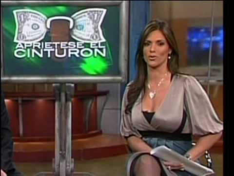 Barbara Bermudo upskirt 03/29/2012