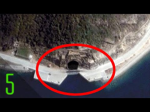 5 Most Secret Government Locations