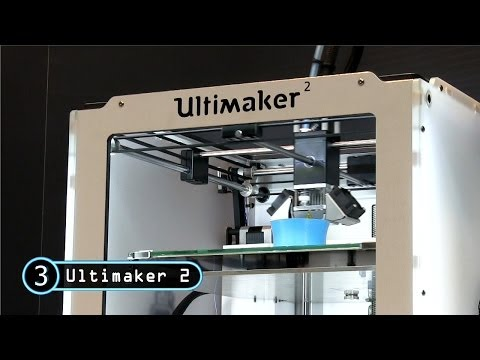 The Top 10 Personal 3D Printers (2013)