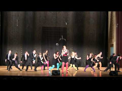 Voices in Your Head - ICCA Semifinals 2012 (We Found Love / Titanium / Little Lion Man)