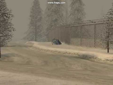 Wypadki/Crash Colin Mcrae 4