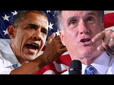 Obama-Romney presidential debate 2012: Mitt clobbers Obama -RsyS3xVxTyU