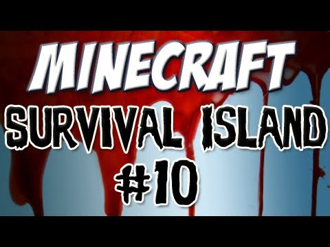 Minecraft - Survival Island Part 10: The Curator-s Lost Treasure