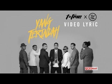 Yang Terindah (Video Lirik) [Feat. Rayi Putra]