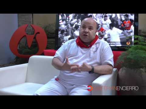 Nacho Calvo - Secretario general Asociación Hotelería Navarra