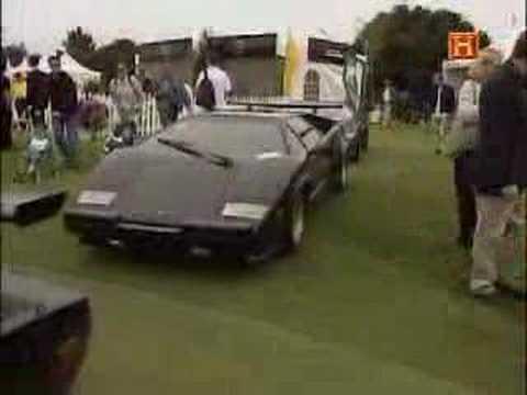 Grandes coches ( Lamborghini ) parte 2/3