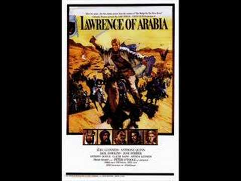 Lawrence of Arabia(Overture) - Maurice Jarre