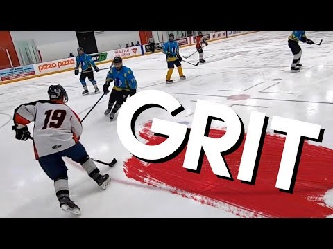 Grit - Hey Stripes! The Micd Up GoPro Hockey Refcam - Game 377