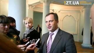 Мэру Житомира Дебою выделили 600 тысяч на новую иномарку