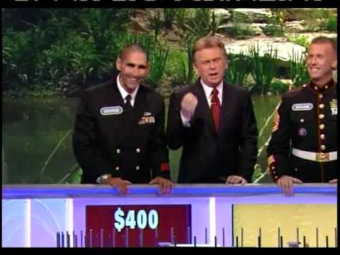 WoF 1/4/10: Hilarious Quadruple Epic Failure - Regis Philbin & Kelly Ripa - Full Round