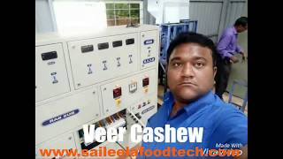 Automatic Cashew Processing Plant | Cashew Project | Cashew Machine Manufacturer