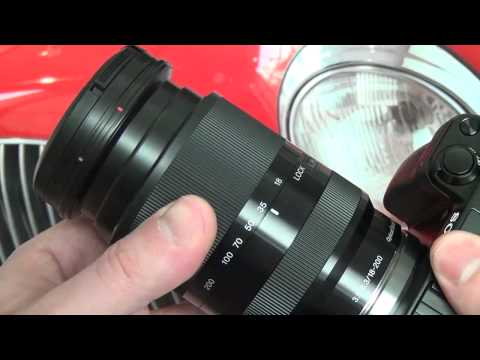 Sony NEX-7 with SEL 18-200mm LE E-mount Lens Initial Impressions