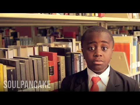 Kid President's Pep Talk to Teachers and Students!