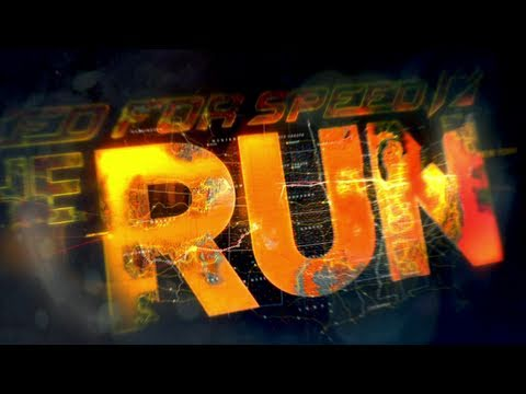 Need for Speed: The Run - E3 2011: 5min Gameplay Demo on EA Press Conference | OFFICIAL | HD