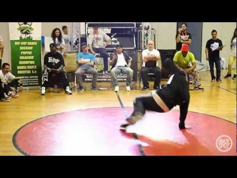 Lucky Dice vs Predatorz - Freestyle Session Europe 2012 Semifinal