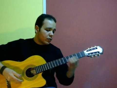 Elly khadetny menny Guitar By: Sherif Shekoo  - إللي خدتني مني - عزف جيتار