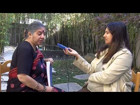 Uprising Radio: Conversation with Vandana Shiva - Part 2
