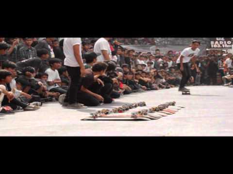 Bandung Go Skateboarding Day 2011