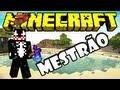 O Chefão do Deserto: Rato do mal =O - Minecraft