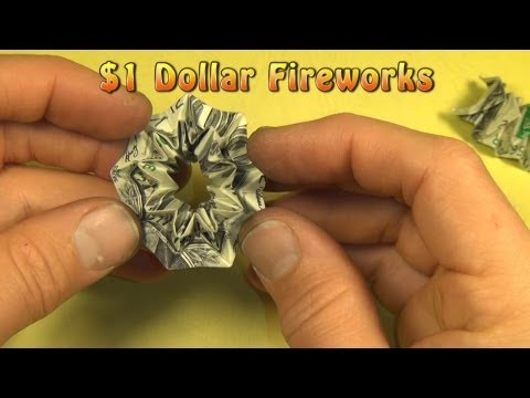 $1 Dollar Caterpillar Fireworks by Jeremy Shafer