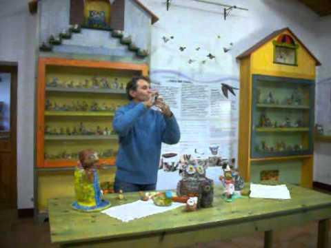 fattoria didattica museo dell'ocarina di grillara: i gufi