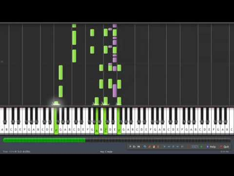 Bruno Mars- Count On Me [Piano Tutorial]