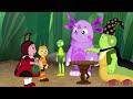 Фрагмент с средины видео - Лунтик и его друзья - 341 серия. Сверхспособности