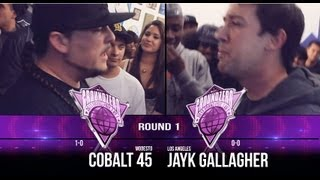 KOTD &#8211; Ground Zero Grand Prix R1 &#8211; Cobalt45 vs Jayk Gallagher