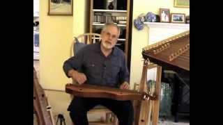 Timothy Seaman Demonstrates Various Mountain Dulcimers