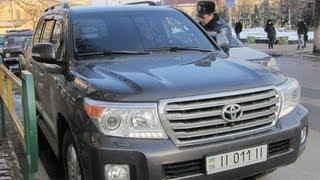ГАИ оштрафовало в Житомире депутата Пухтаевича