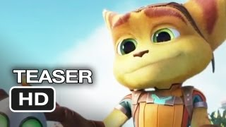 Ratchet and Clank Official Teaser (2015) - Video Game Movie HD
