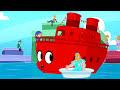 Фрагмент с средины видео - My Red Boat - My Magic Pet Morphle Episode #19