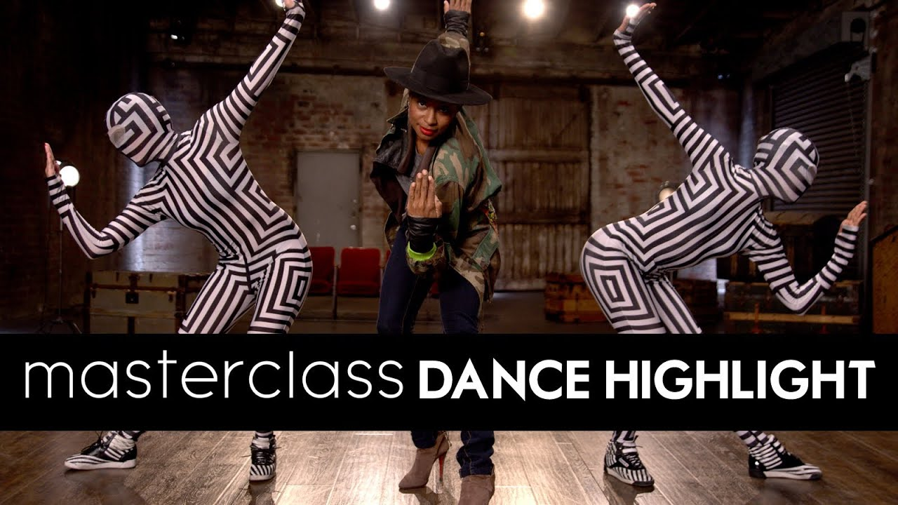 LEARN TO DANCE:  Fatima Robinson's BLACK EYED PEA'S BOOM BOOM POW Masterclass Routine [DS2DIO]