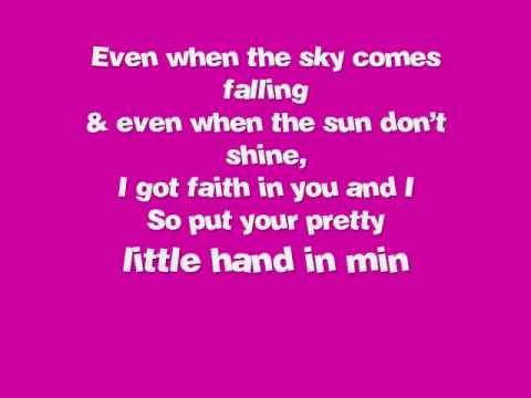 Miguel - Sure Thing(Lyrics)