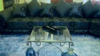 SAKANI - Meuble*Salon*Voilage*Tapis modernes - - YouTube