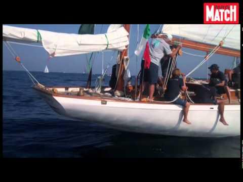 Les voiles de St-Tropez: la plus belle des régates