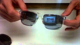 Oakley Holbrook Chrome