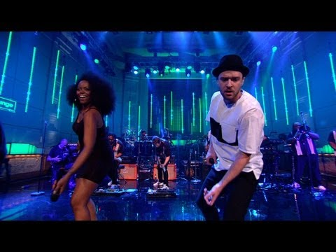 Shake Your Body (Down to the Ground) (Live)