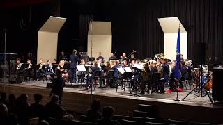 FISD Musicians Perform with USAF Band of the West 9 views
