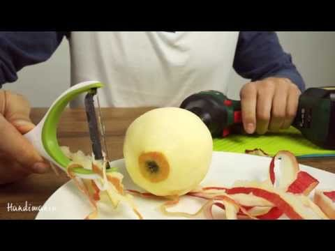 Power Drill Apple Peeler 2014