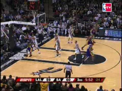 NBA TV - TOP 10 - Kobe Bryants Dunks