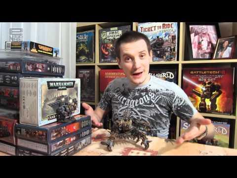 Как научиться играть в настольный Warhammer 40,000 - часть 3 - Тонкости собирания армии