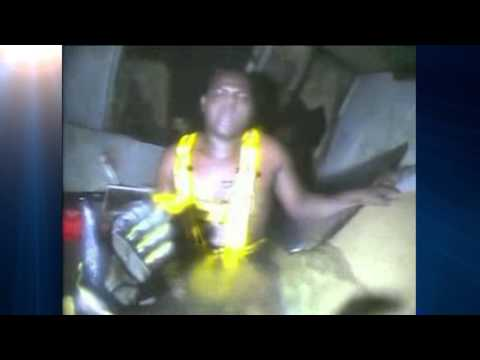 Man Trapped Underwater for 3 Days
