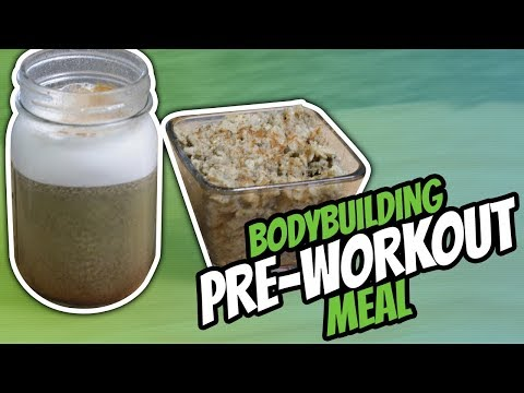 Best Pre Workout Meal Recipe - Live Lean TV