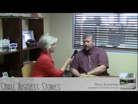 SBS interviews owner of Synstelien Community Services, Daryl Synstelien (Part 2 of 2)