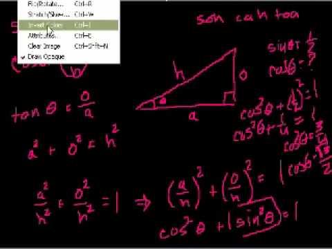 Identita' Trigonometriche