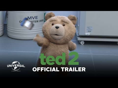 Ted 2 - Official Trailer (HD) poster