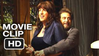 Jack & Jill Movie CLIP - Al Pacino Stickball (2011) HD