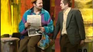 <b>Kabaret Moralnego Niepokoju</b> - Gwidon i Romek - W kinie